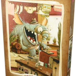 Puzzle Zozoville Laundry day – 1000 pièces – HEYE – 29865