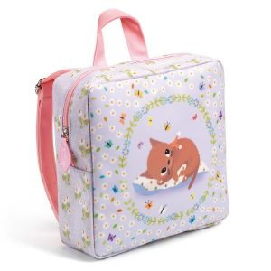 Sac à dos – sac maternelle chat – Djeco – DD00254